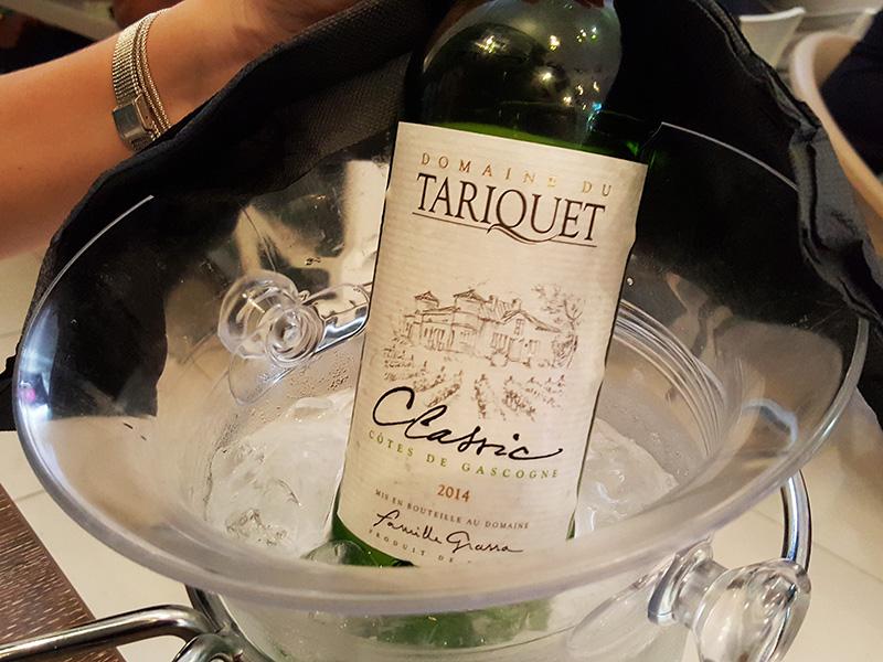 Vin domaine du Tariquet