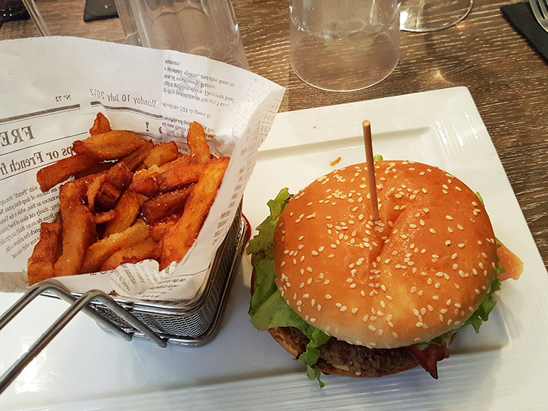 burger Big Frenchie