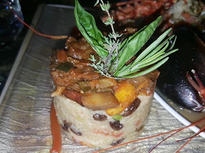 couscous royal -saveurs antillaises