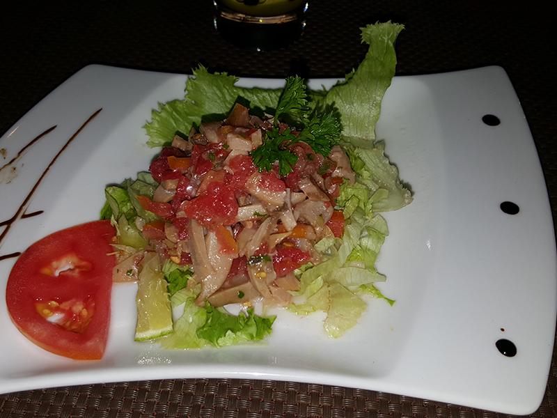 salade de lambi