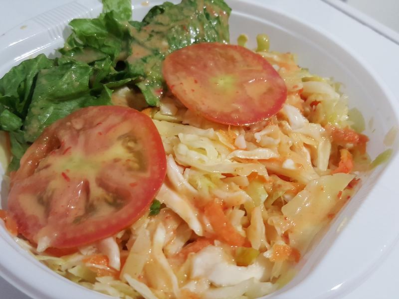 Pikliz salades