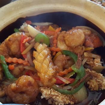 Marmite de fruits de mer - Les Senteurs d'Asie